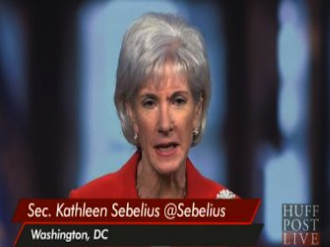 Sebelius Refuses to Guarantee People Who Go to ObamaCare Website By Dec 23 Will Be Able to Sign Up