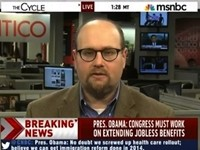 Politico's Glenn Thrush: Obama Sounded Like He 'Wants to Get out of Town'