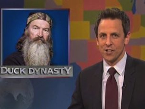 SNL's 'Weekend Update' Weighs in on Duck Dynasty