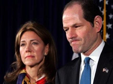 Eliot Spitzer Announces Split from Wife Silda