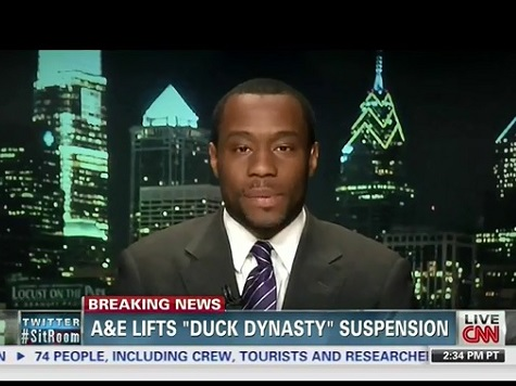 Marc Lamont Hill: A&E 'Morally Reprehensible' for Bringing Back Phil Robertson