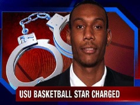Utah State Basketball Player Suspended, Facing Drug Felony Charge