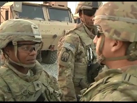 Service Members Maintain Readiness Over Holidays