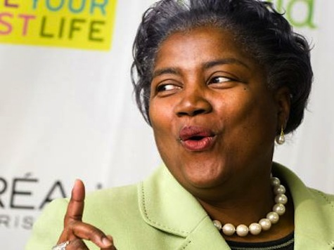 Donna Brazile Discusses the 'Angry' Tea Party, Says Her Favorite Flavor of Tea Is 'Black'