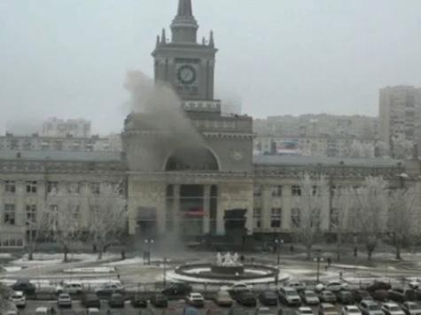 Suicide Bomb Blast In Volgograd, Russia Train Station (Video)