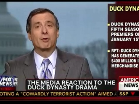 Kurtz: A&E 'Duck Dynasty' Suspension-Reversal a 'Classic Case of Corporate Spinelessness'