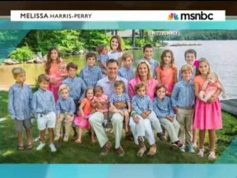 Melissa Harris-Perry Panel Mocks Black Romney Grandchild