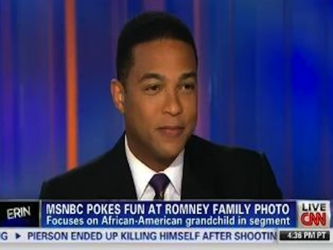 CNN's Lemon Rips 'Smug,' 'Mean' MSNBC Over Romney Grandson Segment
