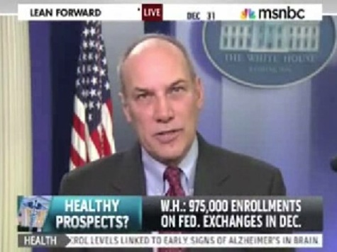 White House Advisor Denies 7 Million Enrollment Goal ObamaCare Number