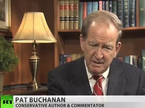Pat Buchanan: 'I Am On the Wrong Side of History'