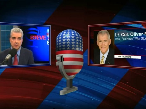 Oliver North: NY Times Helps Hillary With Benghazi 'Fairy Tale'