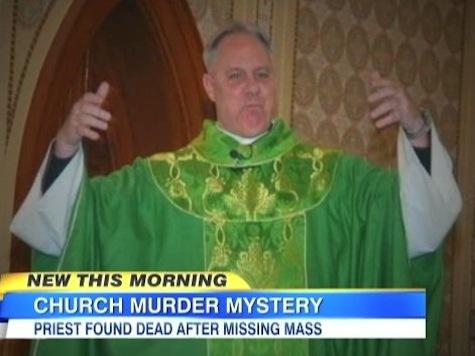Catholic Priest Found Slain in Church Rectory