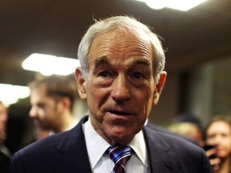 Ron Paul: 'Conceivable' In Next Years ObamaCare Will 'Totally Self-Destruct'
