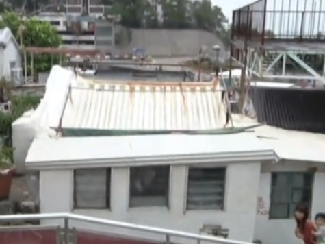 Inside Hong Kong's Rooftop Slums