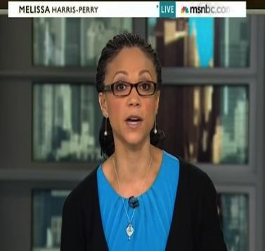 Melissa Harris-Perry Breaks Down On Air While Apologizing for Romney Controversy