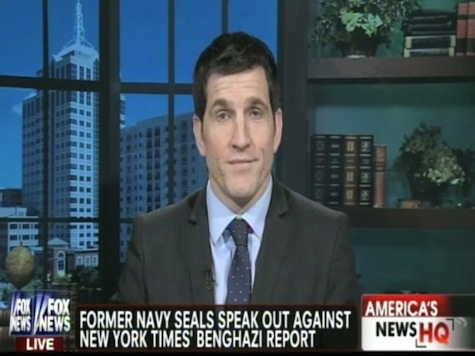 Former Navy Seal Speaks Out Against New York Times Benghazi Report