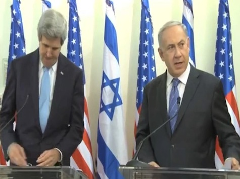 Kerry Forced Additional Israeli Concessions on Terror