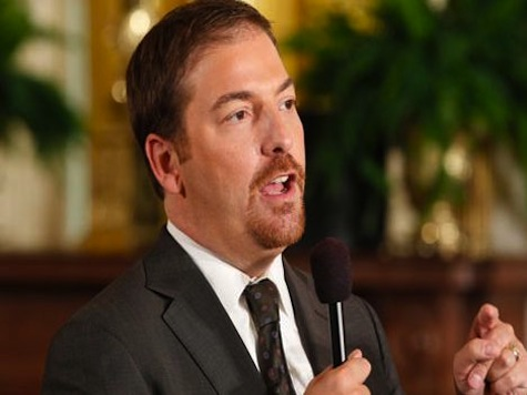 NBC's Chuck Todd: White House Would Rather Talk about Anything Other than ObamaCare