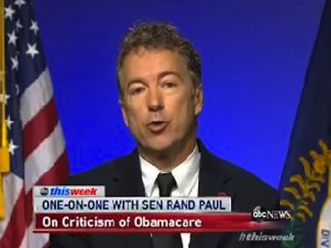 Rand Paul Expresses Sympathy for Snowden, Slams Clapper