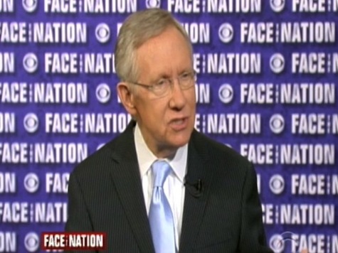 Combative Reid Attacks Tea Party, Threatens Filibuster Ban, Tells Republicans to 'Get a Life'
