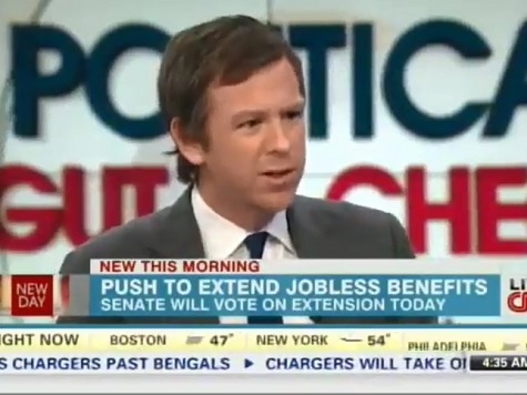 CNN's Peter Hamby: Fmr. Obama W.H. Official Says Obama Is Good at Campaigning, Not Governing