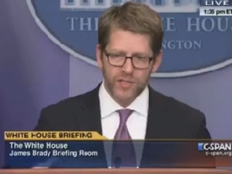 Jay Carney Slams McCain And Graham for Iraq Criticisms