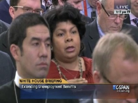 Reporter Asks WH Econ Adviser What He Thinks about Republicans Not Concerned about the Unemployed