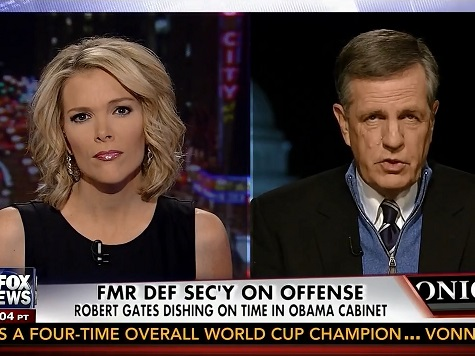 Brit Hume: Gates Revelations 'Damning Criticism' for Obama