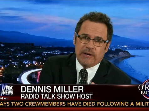 Dennis Miller Cracks on Jay Carney's Facial Hair