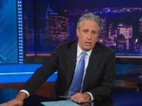 Jon Stewart Attacks NY Times Columnist David Brooks' Argument Against Marijuana Use