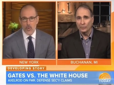 NBC's Matt Lauer: Hillary's Political Motivation on Iraq Will Be Very Dismaying to Voters