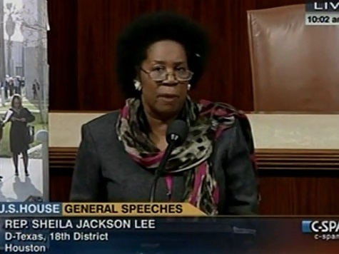 Sheila Jackson Lee: Change the Word 'Welfare' to 'Transitional Living Fund'
