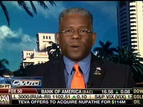 Allen West: Obama, Progressives Believe in Expanding the Safety Net into a Safety 'Hammock'
