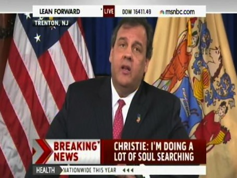 Christie: 'I Am Not A Bully'
