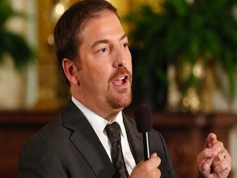'A Man On An Island' NBC's Chuck Todd: Christie Abandoned by Republicans