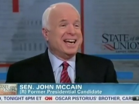 McCain: The NSA Overreached Just Because They Can
