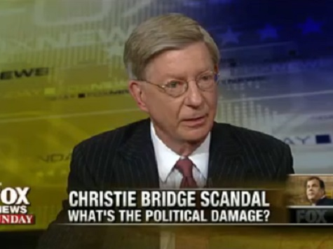 George Will: 'Jury Still Out' on Christie Person Translating to Presidential Politics