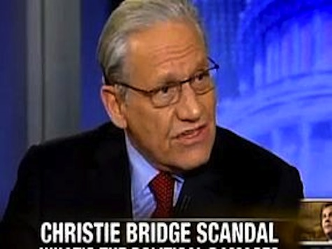 Bob Woodward: 'BridgeGate' an 'Off the Charts Dirty Trick'