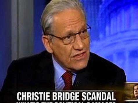 Bob Woodward: 'BridgeGate' an 'Off the Charts Dirty Trick'
