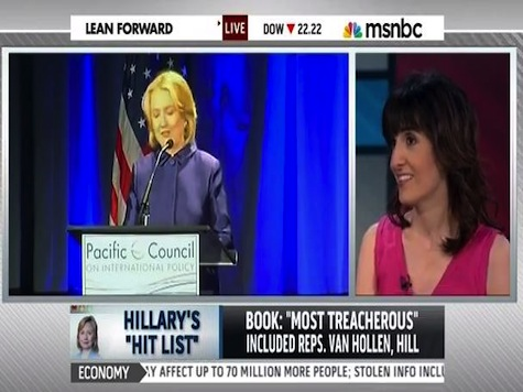 MSNBC Contributor: Criticizing Hillary's Hit List is Sexist