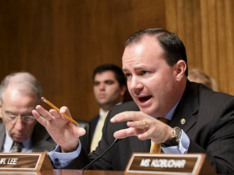 Mike Lee on Chris Christie Hyper-focus: 'The American People Need to Stand Up to the Media'