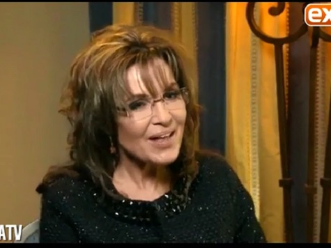 Palin Reacts to Christie Controversy, Takes a Jab at Katie Couric