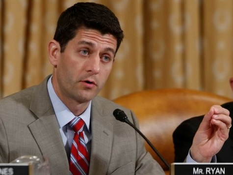Paul Ryan Grilled by Hugh Hewitt over Budget Deal Cutting Military Pensions