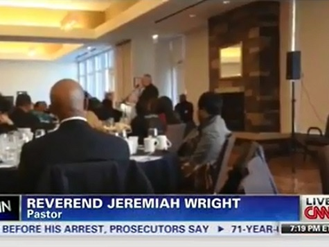 Rev. Jeremiah Wright: Martin Luther King Had a 'Dream,' Obama Has a 'Drone'