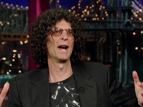 Howard Stern: FNC's 'The Five' Is 'My Favorite TV Show'