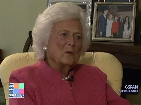Barbara Bush Nixes Jeb 2016 Run: America Deserves Better than Two or Three Political Dynasties