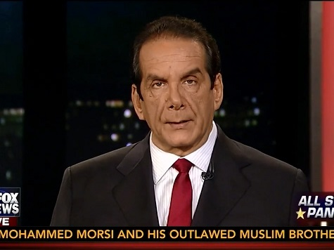 Krauthammer Praises Obama NSA Speech, Calls Proposed Changes 'Cosmetic'