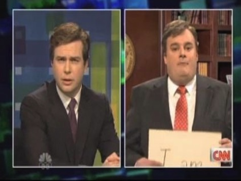 SNL Opener Mocks Christie, A-Rod and Bieber in 'Piers Morgan Tonight' Spoof