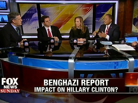 Brit Hume Battles Juan Williams over Hillary's Role in Benghazi