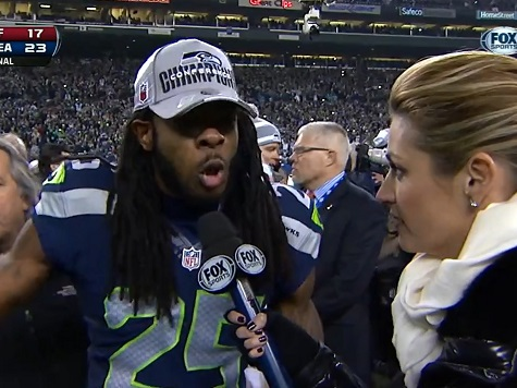 Richard Sherman Will Make More from 15-Sec Rant than He Has in Three-Year NFL Career